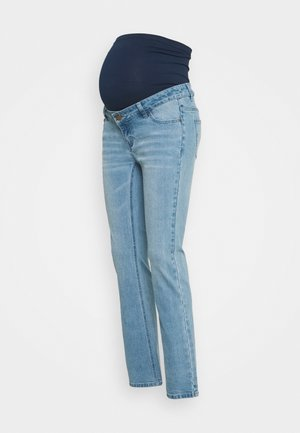 SLIM FLARE - Jeans bootcut - light blue