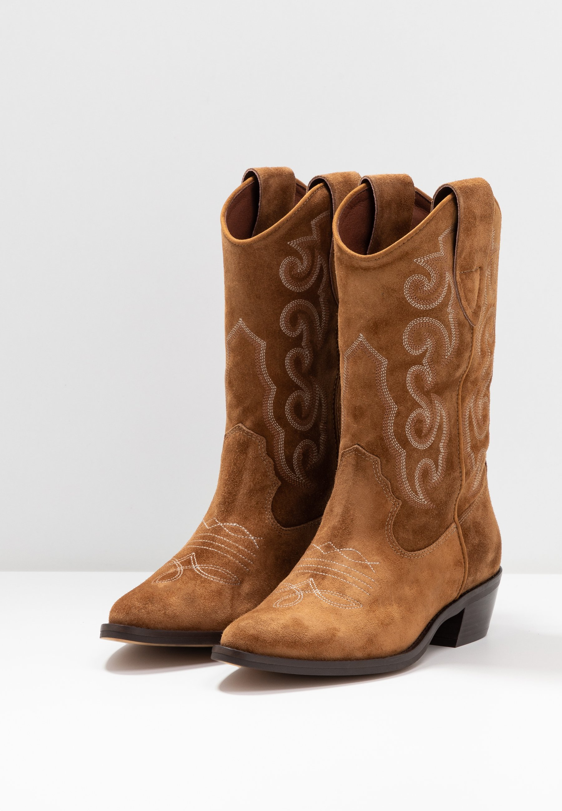 Good Selling Limited New Women's Shoes Alpe ROSE Cowboy/Biker boots cognac iC4Vae2gY 8IKxGlvbN