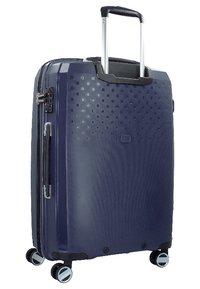 Hardware - Wheeled suitcase - blue - 1