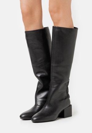 JAYNET JAYNET MB - Vysoká obuv - black
