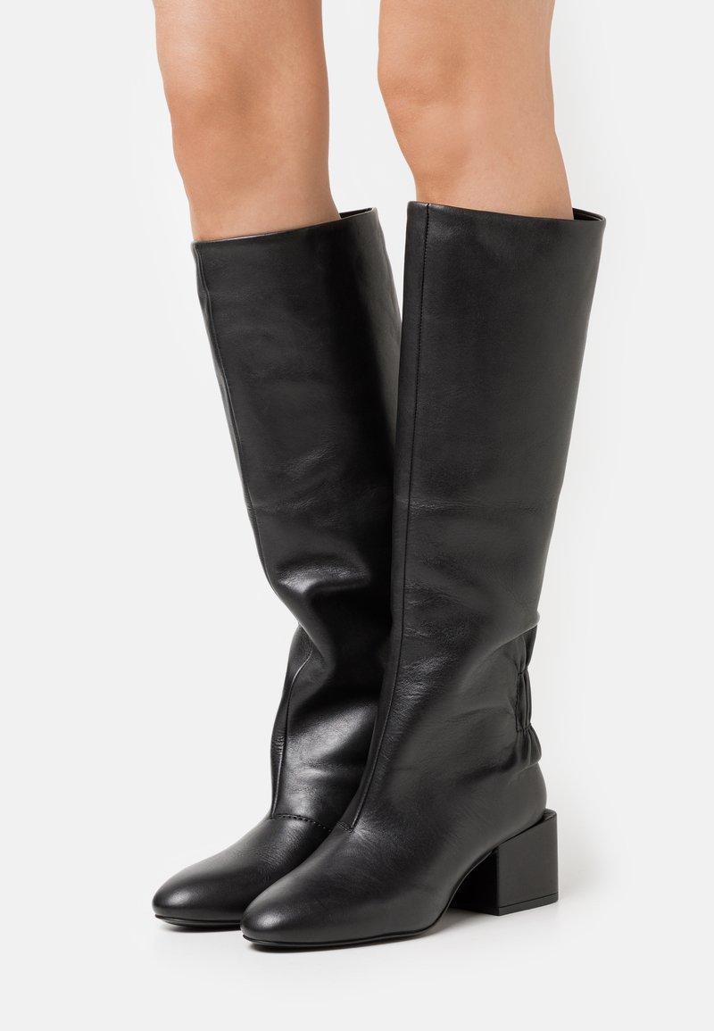 Diesel - JAYNET JAYNET MB - Boots - black
