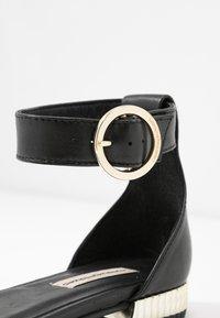 Copenhagen Shoes - DAYSI - Sandalias - black - 2