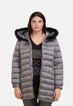 Winter coat - grigio