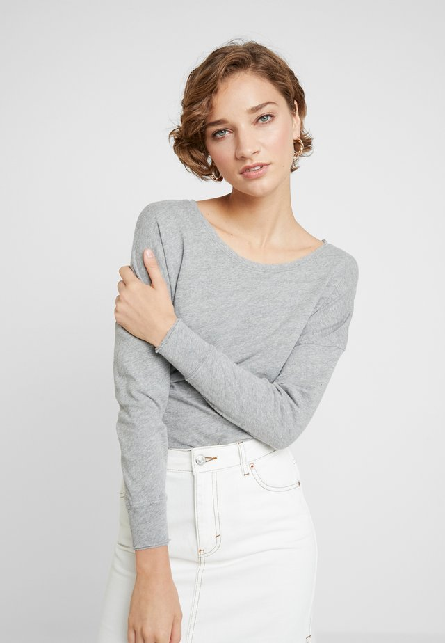 SONOMA - Long sleeved top - gris