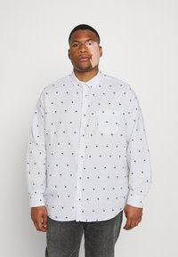 Johnny Bigg - FINLEY PRINT SHIRT - Shirt - white - 0
