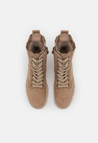 Paul Green - Lace-up ankle boots - beige - 5