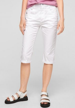 SLIM  - Shorts - white