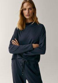 Massimo Dutti - Sweatshirt - dark grey - 4