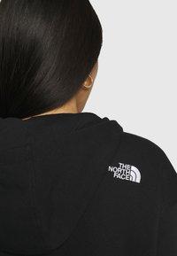 The North Face - ESSENTIAL HOODIE - Hoodie - black - 5