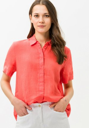 Overhemdblouse - mango