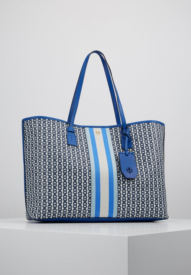 GEMINI LINK TOTE - Shopping bag - bondi blue