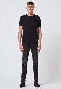 AllSaints - MUSE - Basic T-shirt - blue - 1