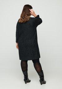 Zizzi - Jumper dress - dark grey - 2
