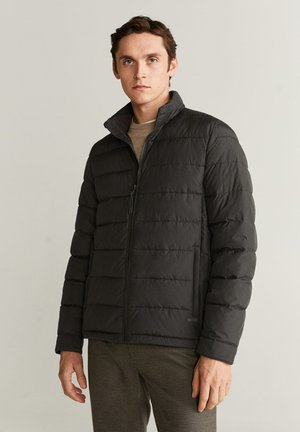 TARGET - Winter jacket - chocolate