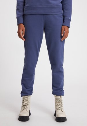 IVAA - Tracksuit bottoms - foggy blue