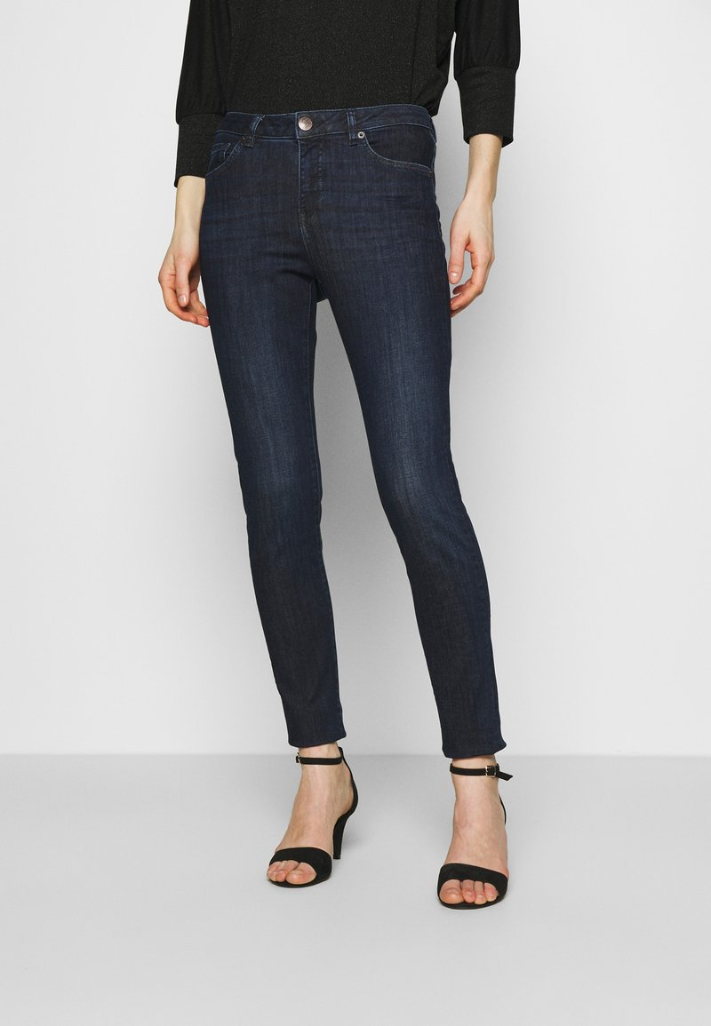 Opus - EVITA - Jeans Skinny Fit - intense blue