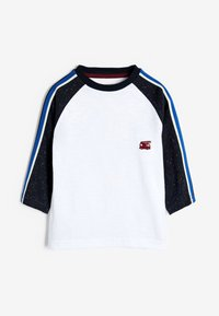Next - 3 PACK - Long sleeved top - blue - 3