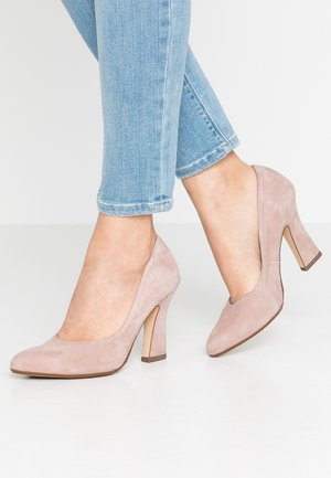 SALLIE - High heels - mauve