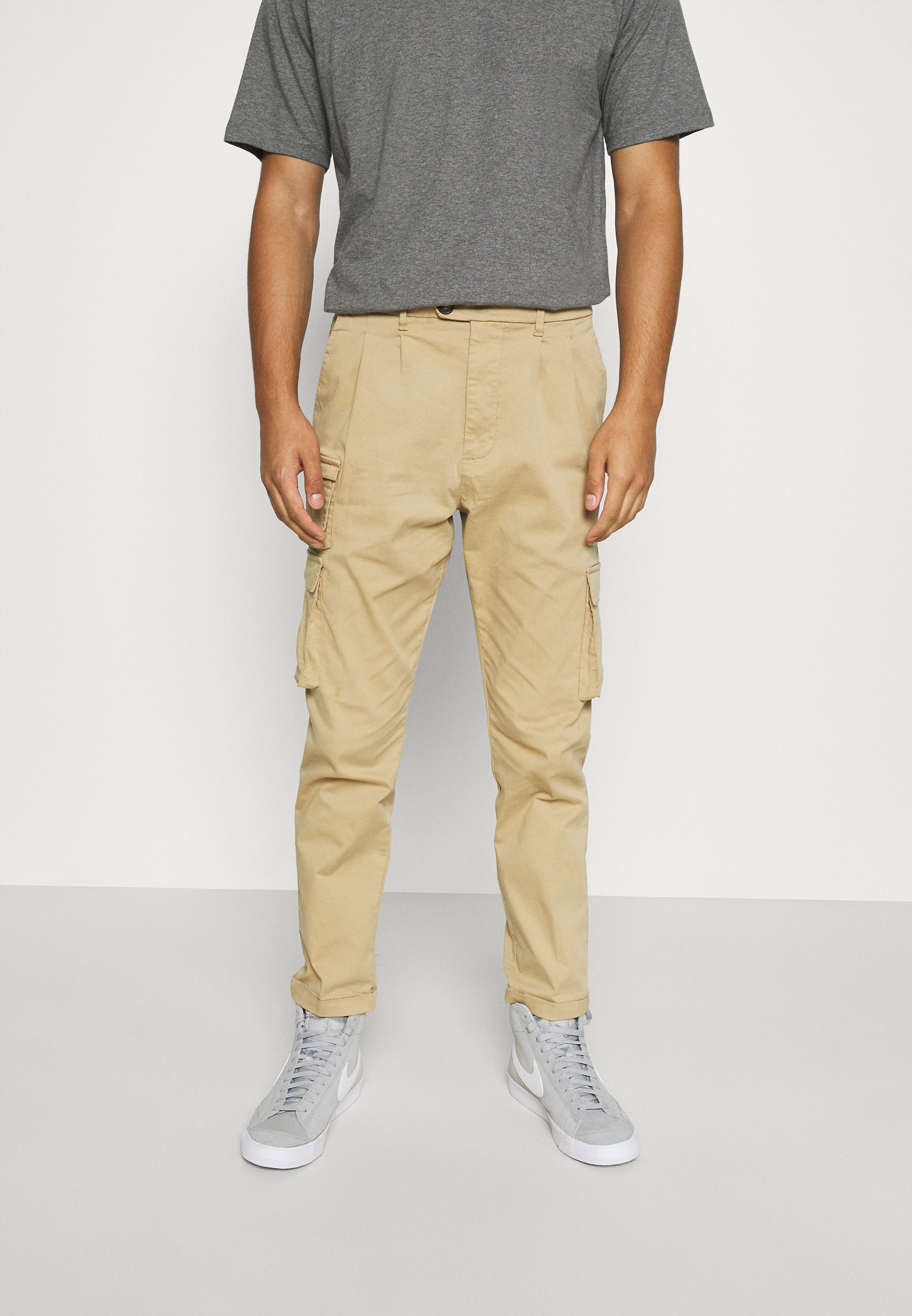 Men HARLEM PANTS - Cargo trousers