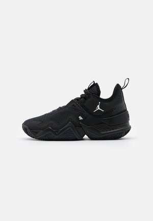 WESTBROOK ONE TAKE UNISEX - Basketball shoes - black/white/anthracite