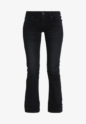 VALERIE - Jeans Bootcut - camenta wash