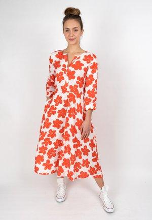 Shirt dress - grenadine