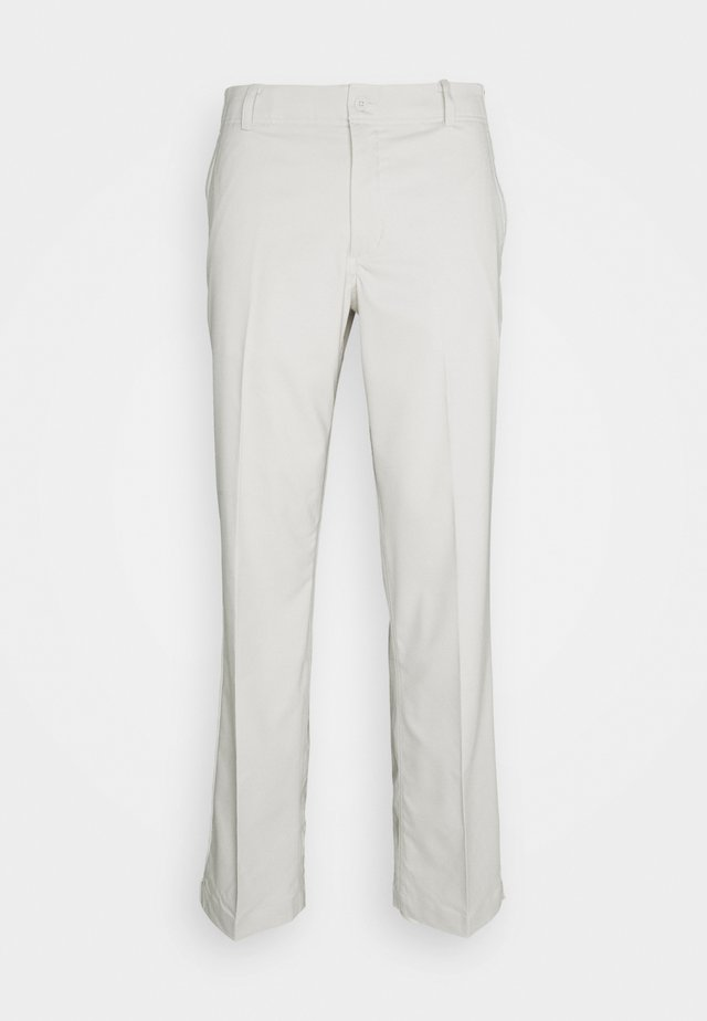 PANT ESSENTIAL - Pantalon classique - light bone