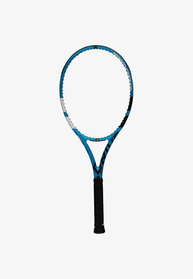 PURE DRIVE TEAM - Tennis racket - light blue