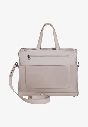 ZALIA - Laptop bag - stone grey