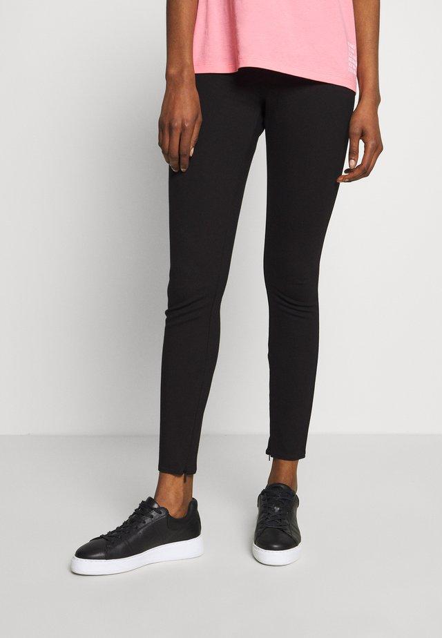 PANTS - Leggings - black