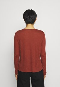 Anna Field - Long sleeved top - brown - 2