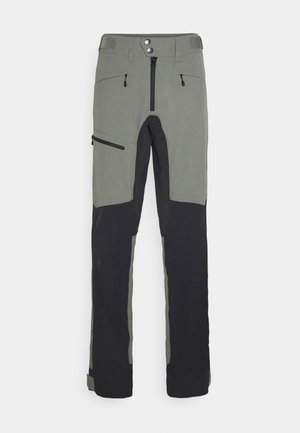 FALKETIND FLEX HEAVY DUTY  - Outdoor trousers - black