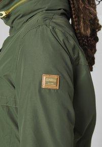 Regatta - NARELLE - Waterproof jacket - thyme leaf - 9