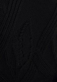 Holzweiler - BEAGLE KNIT VEST - Jumper - black - 2