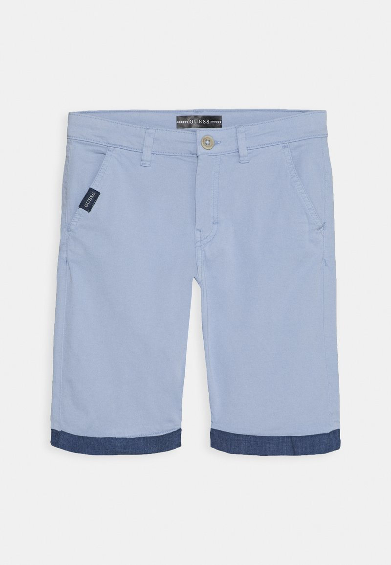 Guess - CORE JUNIOR - Shorts - frosted blue