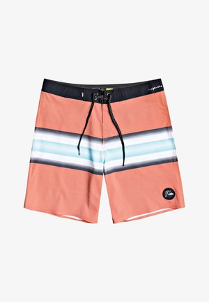 HIGHLINE SIX CHANNEL - Shorts - chilli