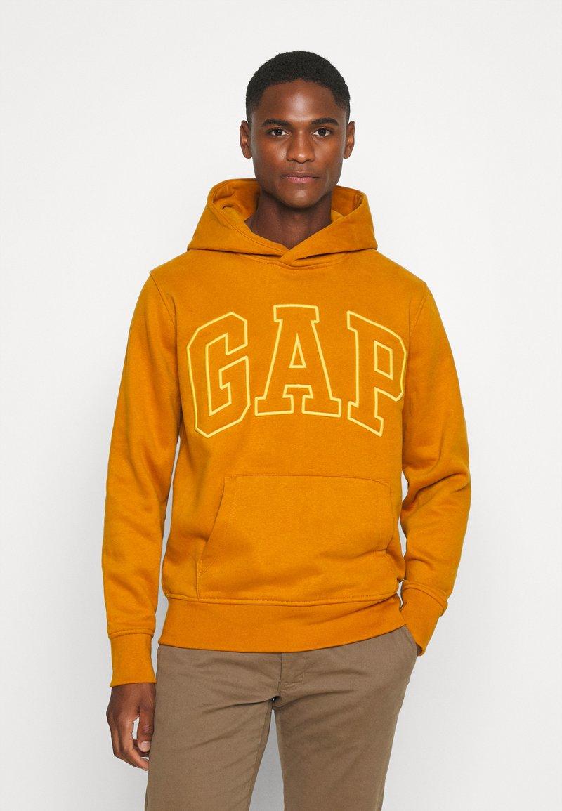 GAP - Hoodie - autumn orange
