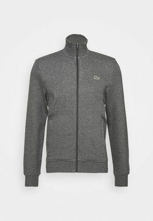 CLASSIC JACKET - Sweatjakke /Træningstrøjer - pitch chine/graphite sombre