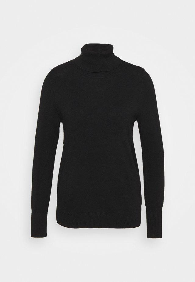 LANGARM - Sweter - black
