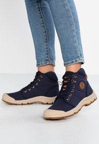 Aigle - TENERE LIGHT - Baskets montantes - dark navy - 0
