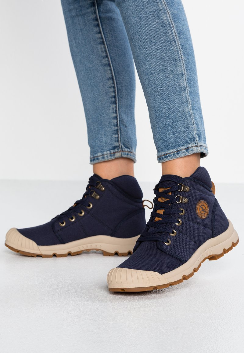 Aigle - TENERE LIGHT - Baskets montantes - dark navy