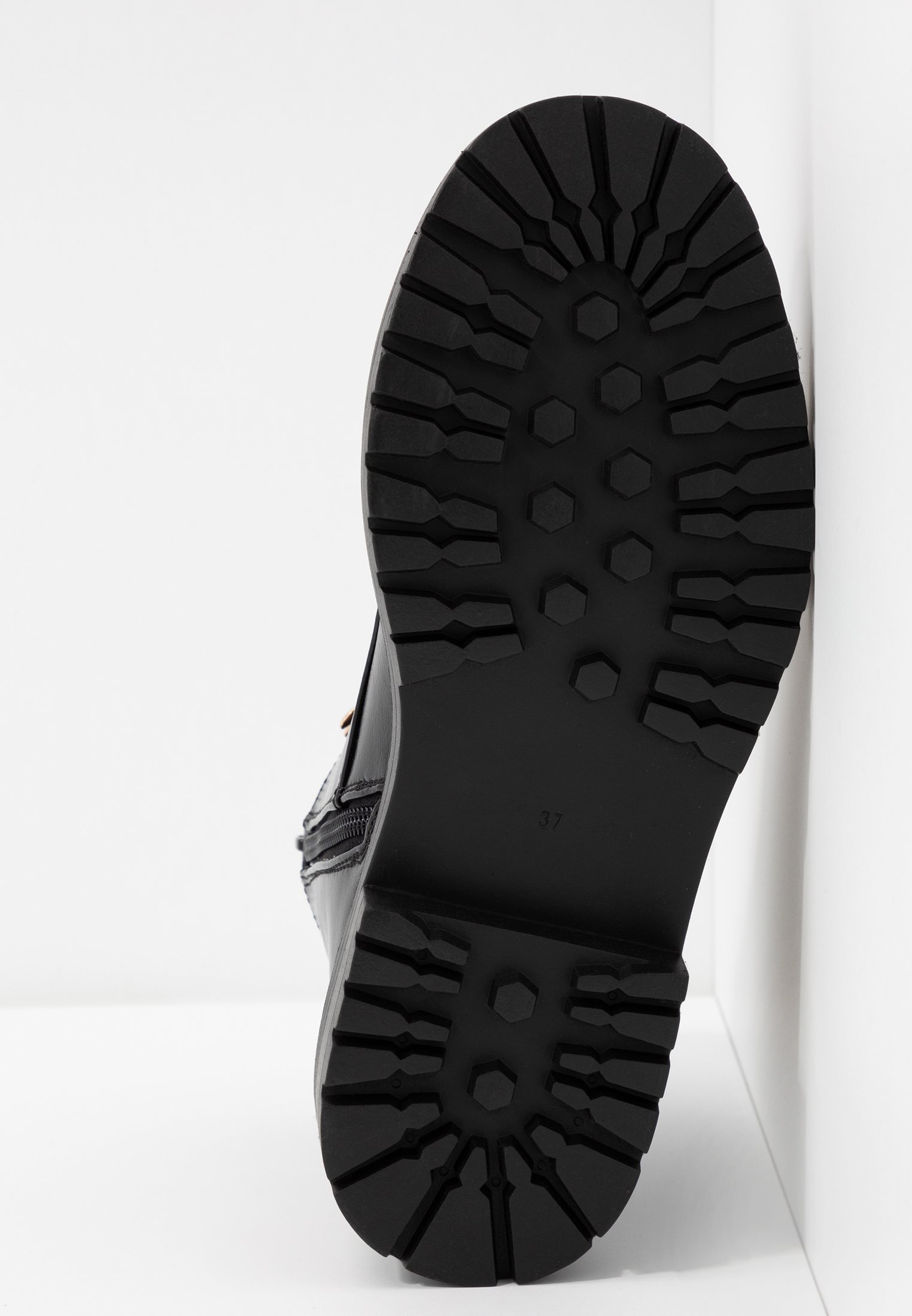 Even&Odd Plateaustiefelette black/schwarz