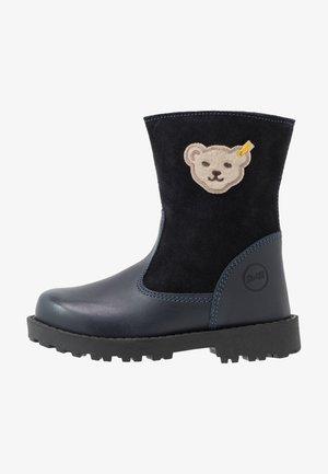 NOORA - Winter boots - dark blue