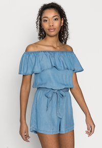 Vero Moda Petite - VMMIA PLAYSUIT - Jumpsuit - light blue - 3