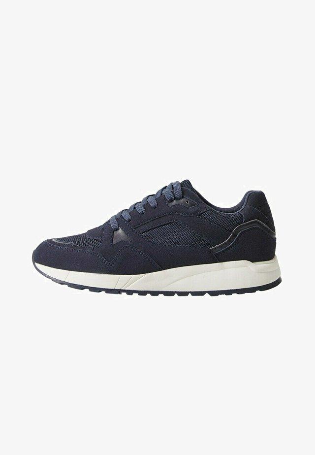 RUNSOFT - Sneakers laag - blau