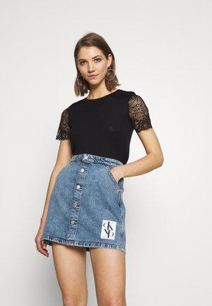 VMHONEY  - T-shirts med print - black