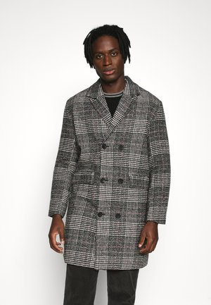 PETE COAT - Mantel - grey