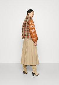 WEEKEND MaxMara - VALICO - Down jacket - orange - 3