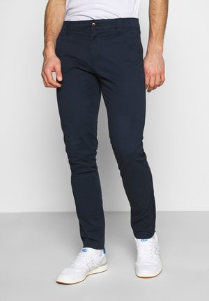 SCANTON PANT - Chinosy - twilight navy