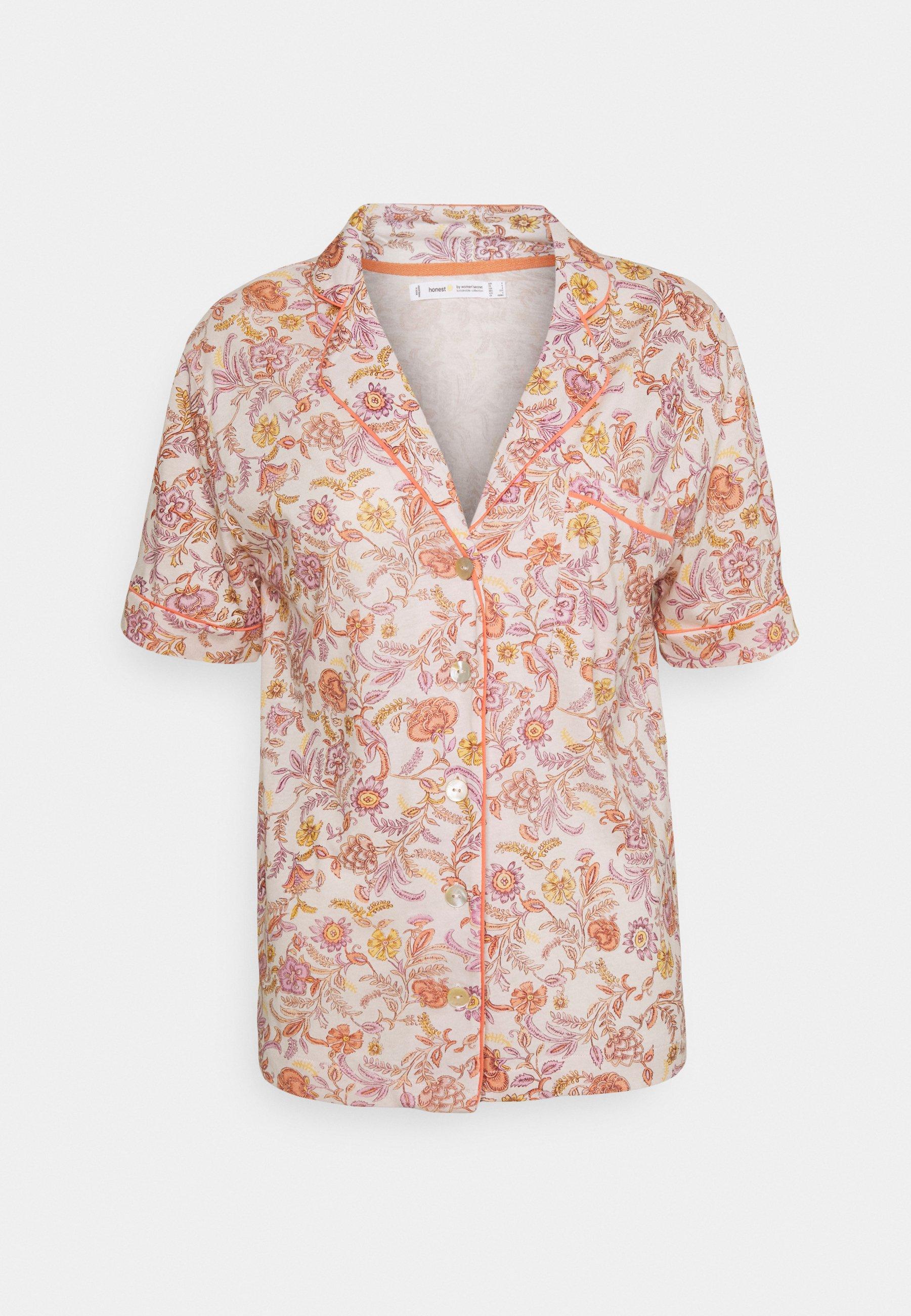 Damen JAIPUR MASCULINE FLOWER  - Pyjama